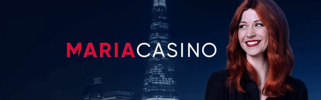 Maria Casino Netikasiino Arvustus 2021