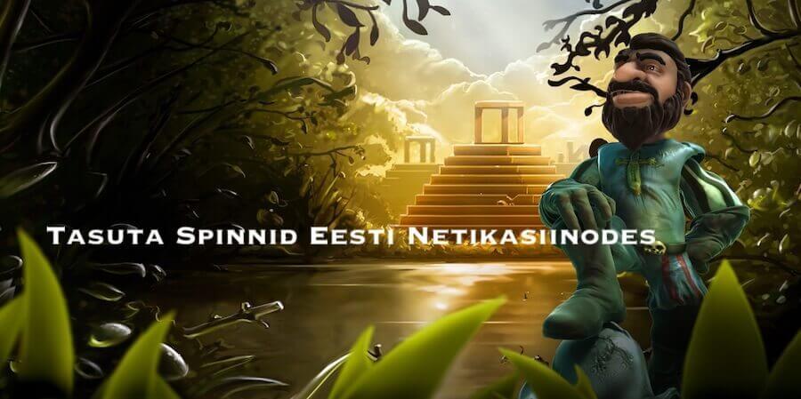 Tasuta Spinnid Eesti Netikasiinodes 2021